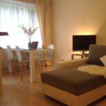Wohnzimmer mit Loungesofa